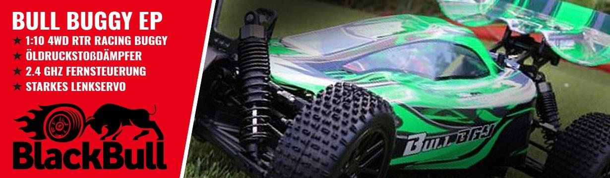 BULL 4WD EP Buggy 1:10