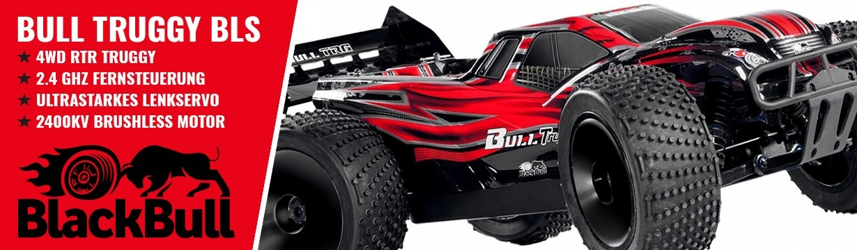 BULL TRUGGY BRUSHLESS 1:8